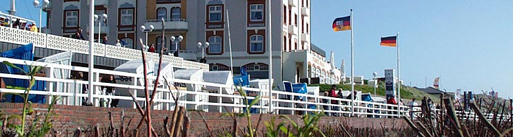 Hotel Miramar - Sylt