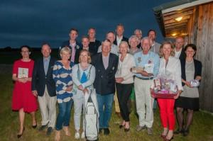 Teilnehmer Golfturnier - Dr. K. Voss